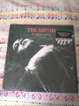 The Queen Is Dead - The Smiths (vinilo gatefold)