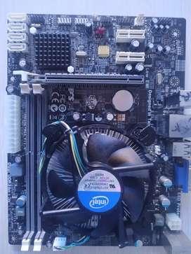 Combo Intel I3 3250 + Board H61