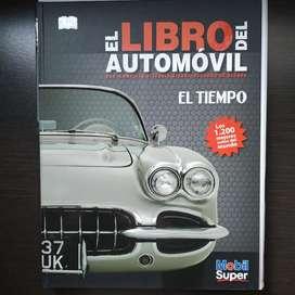 El libro del automóvil. Colección de El Tiempo