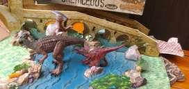 Ideal dia del Niño set Dinosaurios