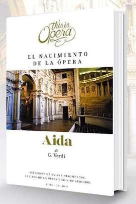 THIS IS OPERA, Entrega # 1, Aida, GIUSEPPE VERDI