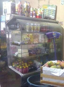 Refrigeradora conservadora de alimentos