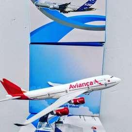 Aviones a Escala Metálicos