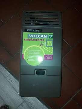 Vendo estufa marca volcan