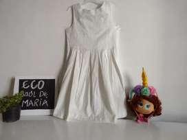 Hermoso vestido , talla 8 , epk , sin uso