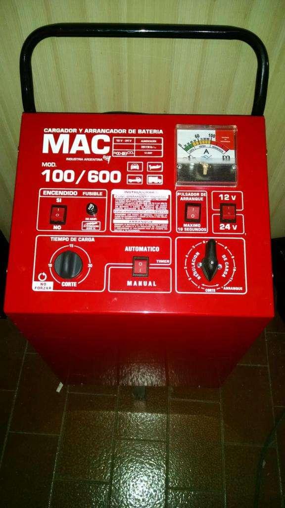 cargador de batería 100 / 600 carrito 0