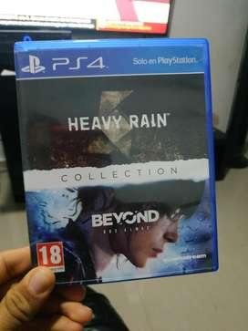 Heavy Rain Y Beyond Ps4