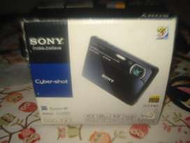 Camara Digital Sony Dsc Tx7 En Caja Hdmi Completa Excelente!