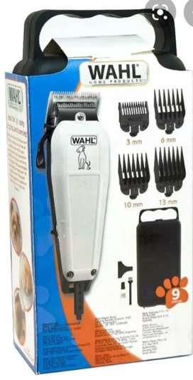 Peluquera para mascotas 100% original  marca Wahl basic dog grooming kit.