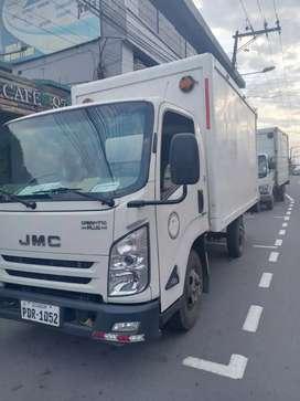 Vendo camion JMC