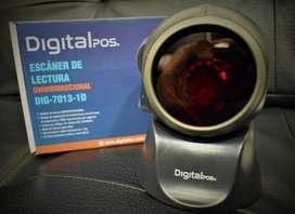 Lector de Codigo de Barras Digital