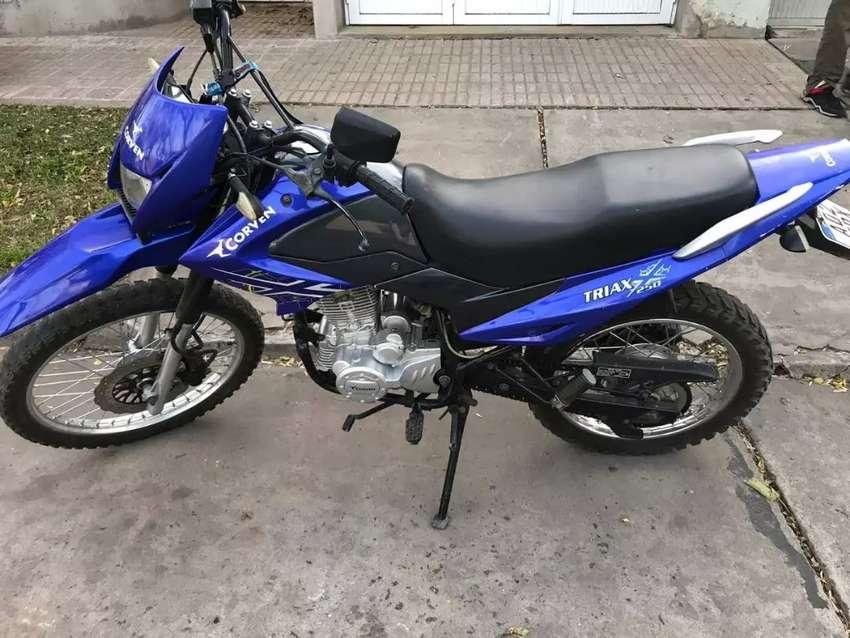 Vendo Corven Triax 250 0
