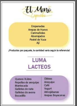 quesos y sus derivados