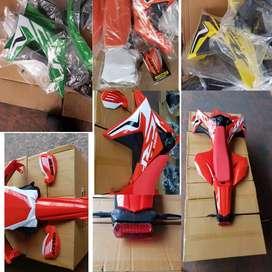 Kit Honda Crf 230 y tubo power core