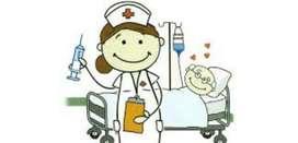 Enfermera Cuidadora de Niños Y Adultos