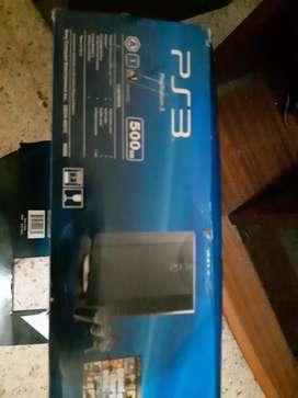 Playstation 3  Como Nueva
