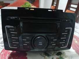 Radio con lector dvd/mp3 homologado Greatwall H3, con equalizador y pantalla led