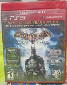 Batman Arkham Asylum - play 3