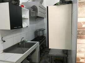 Venta de Mobiliario - Cocina de Restaurante