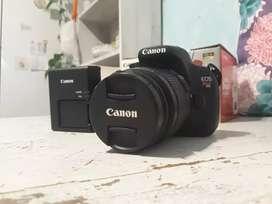 Canon Reflex EOS REBEL T5 18X55 mm