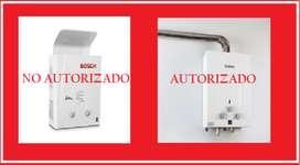 Repara tu calentador de gas, empresa de gas natural