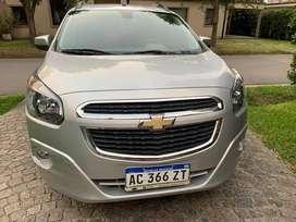 Dueño vende Chevrolet Spin - 7 Asientos