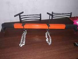 Puente soporte para motor y caja