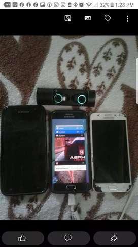 Vendo Samsung j5, j7pro y s6 edge deb64 gb