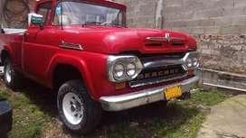 Camioneta Ford Mercury