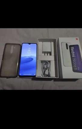 Se Vende o cambio celular Redmi Note8pro