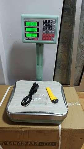 venta y reparacion de balanzas electrónicas