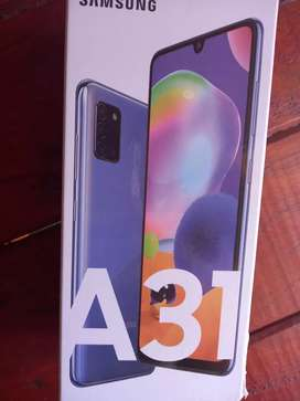 Vendo celular samsung Galaxy A31