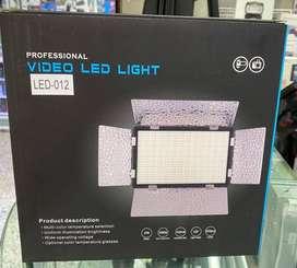 Luz led para fotografia