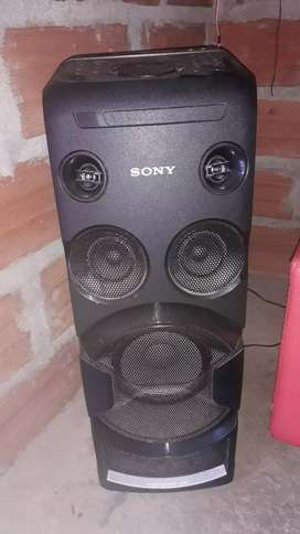 Vendo bafle Sony mhc-v44