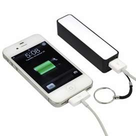 Bateria Recargable Celular Tablet Mp3 2600 Mah Durable Negra