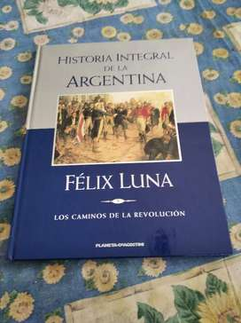 Libro de Historia Argentina