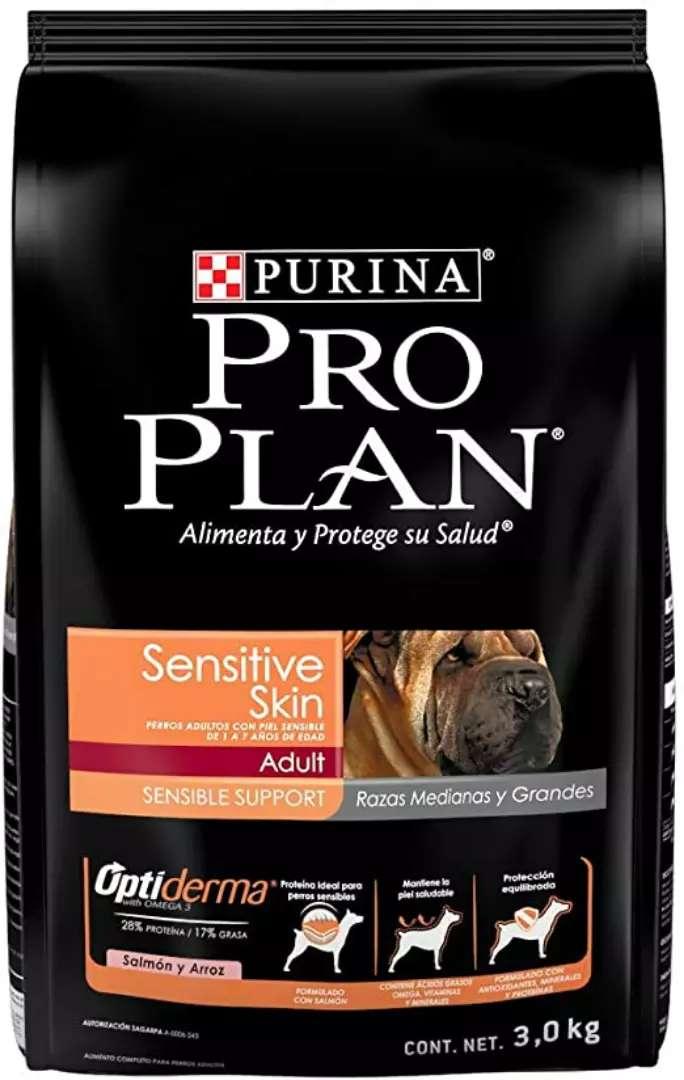 Proplan Sensitive skin 0