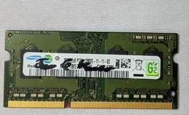 Memoria ram marca Samsung, DDR3 2Gb