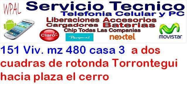 servicio tecnico telefonia y pc en el dia celu 2664483131 0