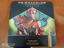 Colores Prismacolor Premier