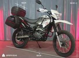 Moto Zanella zr 250cc