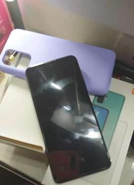 Se vende celular redmi note 10 de 128 GB pasa por nuevo