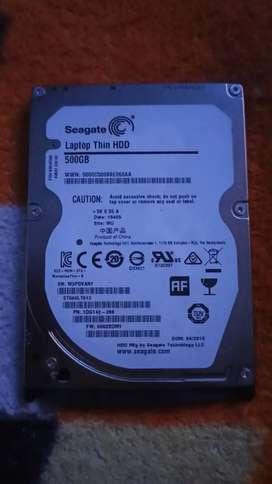 Disco duro 500GB Slim