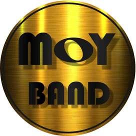 Moy Band ,excelente dúo musical para sus eventos