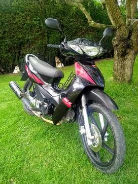 Moto kymco 110 modelo 2015