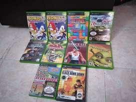 Juegos Xbox clasico