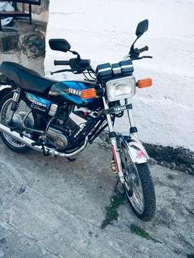 Rx100 montada en 15 modelo 2005 Mela
