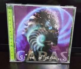 CD CABAS SI TE DIJERA ORIGINAL