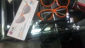 Gafas tv.3D.muy buen estado
