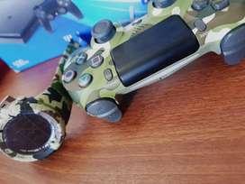 Vendo mando de PS4 modelo camuflado